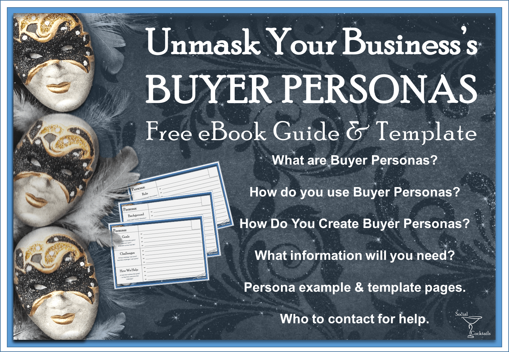 Uncover your target audience by creating buyer personas
